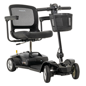 Pride Go-Go Ultra X 4-Wheel Travel Scooter