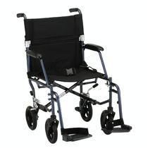 Nova Ultra Lightweight Lightweight Transport Wheelchair