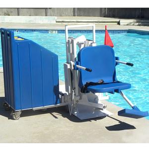 Aqua Creek Patriot Portable Pool Lift Power Pool Lifts