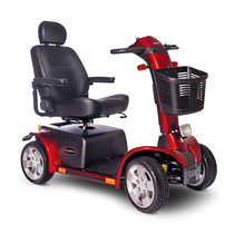 Pride Pursuit PMV Heavy Duty/High Weight Capacity Scooter