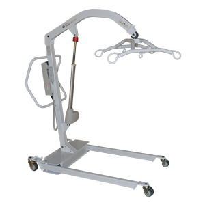 Hoyer Heavy Duty Power Patient Lift Heavy Duty/High Weight Capacity Patient Lift