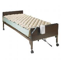 Drive Medical Med Aire Alternating Pressure Pump and Pad Mattress Overlays