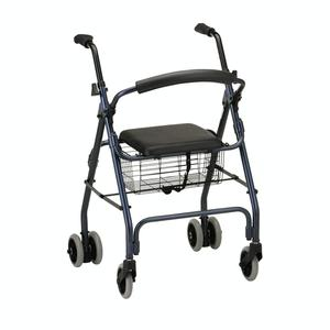 Nova Cruiser Classic Rolling Walkers W/Weight-Activated Brakes