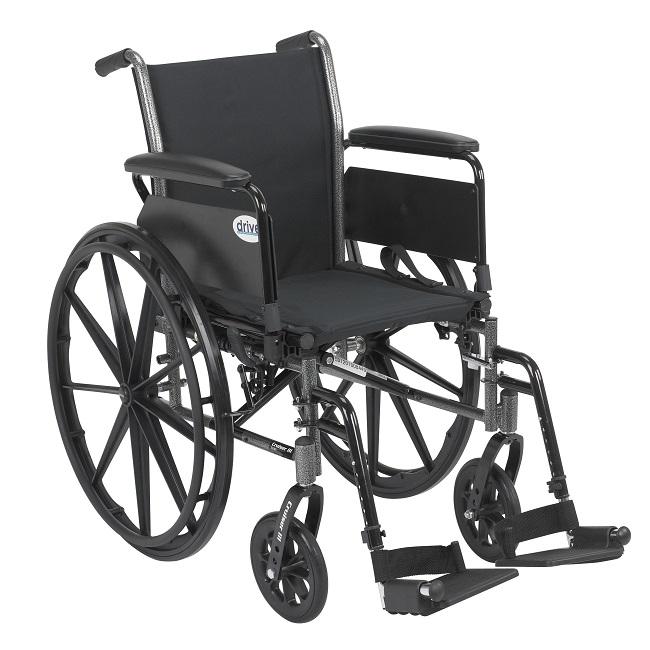 Drive Medical Cruiser III Drive Medical Lightweight Wheelchairs – Wheal Chair