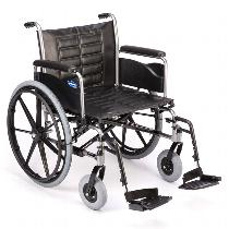 Invacare Tracer IV Quick Ship Heavy Duty/High Weight Capacity Wheelchair