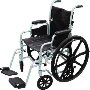 Drive Medical Poly-Fly Basic Wheelchairs