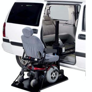 Harmar AL690 Side-Door Hybrid Platform Inside Vehicle Lift