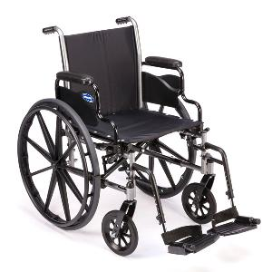 Invacare Tracer SX5 Quick Ship Quick Ship Lightweight Wheelchairs