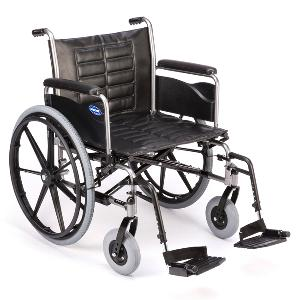 Invacare Tracer IV Custom Heavy Duty/High Weight Capacity Wheelchair
