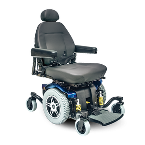 Pride Jazzy 614 HD Heavy Duty/High Weight Capacity Power Wheelchair