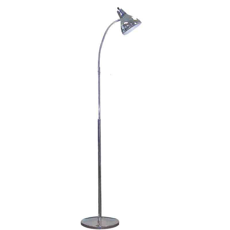 Drive Medical Gooseneck Floor Lamp w/Cone Style Shade - Drive Medical  Accessories