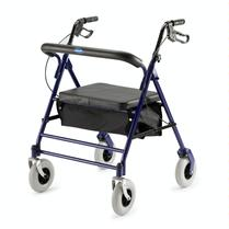 Invacare Value-Line Bariatric Heavy Duty/High Weight Capacity Rolling Walker