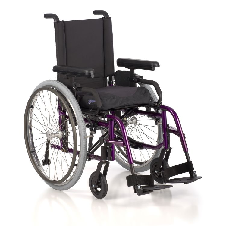 Sunrise Quickie Lx 16x15 Quot Lightweight Folding Wheelchair W