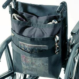 EZ-Access Wheelchair Back Carry-On Packs, Pouches & Holders
