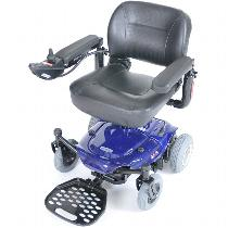 ActiveCare Cobalt Travel/ Portable Power Wheelchair