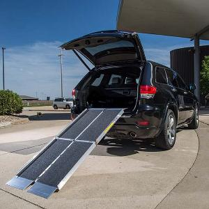 EZ-Access Trifold Advantage Series Multi-Fold Ramps