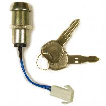 Invacare Ignition Switch with Key Assembly-Lynx Keys & Key Switches