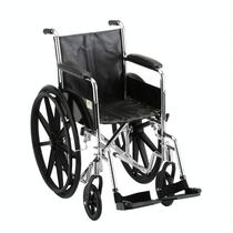 Nova Fixed Arms Steel Wheelchair Standard Wheelchairs