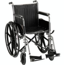 Nova Hammertone Finish Fixed Arms Wheelchair Standard Wheelchairs