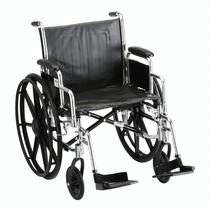 Nova Heavy Duty Steel Wheelchair Standard Wheelchairs