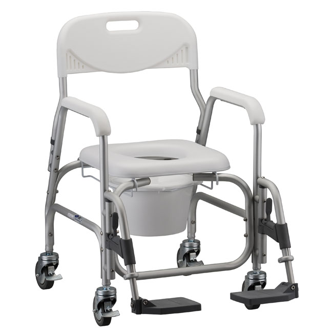 Nova Deluxe Shower Chair And Commode Nova Rehab Shower Commode Chairs