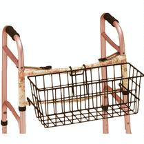 Nova Folding Walker Basket Walking Aids Accessories