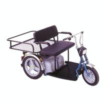 Afikim SE Porter Heavy Duty/High Weight Capacity Scooter