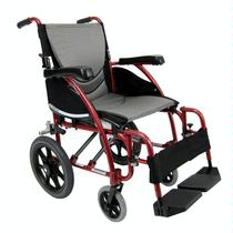 Karman Healthcare Lightweight S-Ergo 115 Transport Lightweight Transport Wheelchair