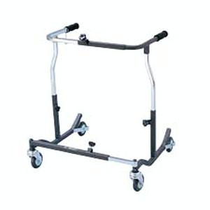 Drive Medical Bariatric Anterior Safety Heavy Duty/High Weight Capacity Rolling Walker