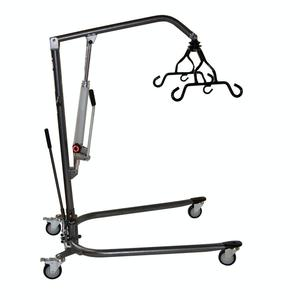 Manual Patient Lift | Hoyer Lifts | Hydraulic Patient Lifts | SpinLife