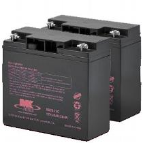 MK Battery 12V 20 AH Sealed Lead Acid (Pair) Battery