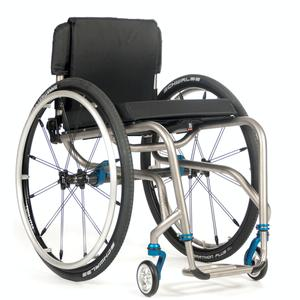 TiLite TR Series 3 Rigid Wheelchair