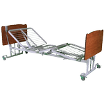 Med-Mizer QC 6000 Bed Frame Extended Use Homecare Beds
