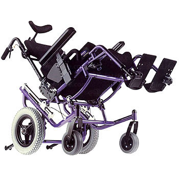 Solara Tilt Wheelchair