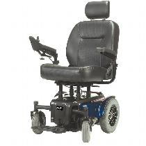 Drive Medical Medalist HD Power Wheelchair Heavy Duty/High Weight Capacity Power Wheelchair
