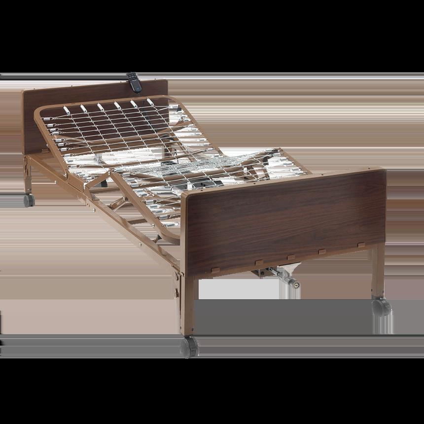 medline basic full electric bed medline full electric frames - Basic Bed Frame