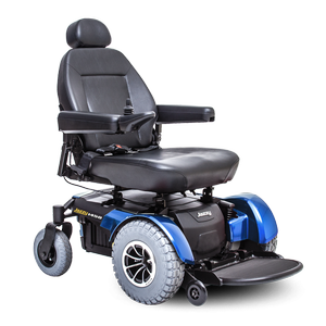 Pride Jazzy 1450 Heavy Duty/High Weight Capacity Power Wheelchair