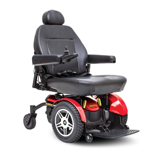 Pride Jazzy Elite HD Heavy Duty/High Weight Capacity Power Wheelchair