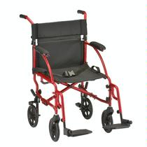 Nova Lightweight Transporter Lightweight Transport Wheelchair