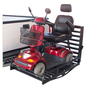 Great Day Mighty-Lite Scooter Carrier Outside Manual Vehicle Lift