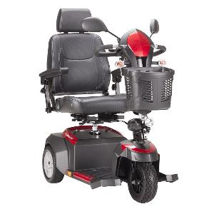 Drive Medical Ventura DLX 3-Wheel 3-Wheel Full Size Scooter