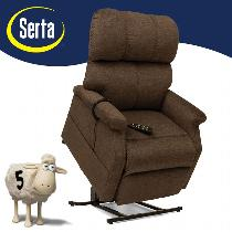 Pride Serta 525 Infinite Position Infinite-Position Lift Chair
