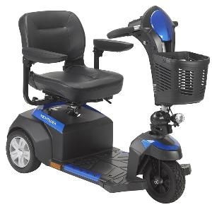 Drive Medical Ventura 3-Wheel 3-Wheel Full Size Scooter