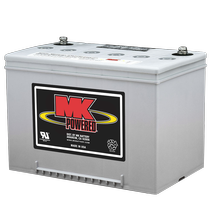MK Battery 12V 60 AH Sealed Gel (Pair) Battery