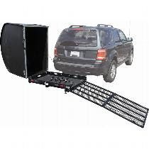 Rage PowerSports SC500-X-TRA Mobility Carrier Kit Outside Manual Vehicle Lift
