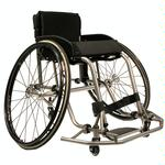 TiLite Cross-Sport Wheelchair