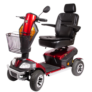 Golden Technologies Patriot 4-Wheel Scooter Heavy Duty/High Weight Capacity Scooter