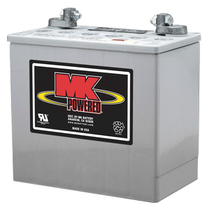 MK Battery 12V 50 AH Sealed Gel (Pair) Battery