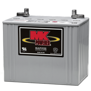 MK Battery 12V 74 AH Sealed Gel (Pair) Battery