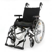 Sunrise / Quickie Breezy Elegance Gold Lightweight Wheelchair
